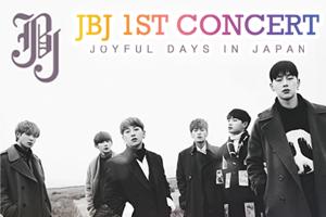 JBJ 1st concent